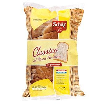 SCHAR Mastro Panettiere pan de molde clasico sin gluten y sin lactosa envase 300 g