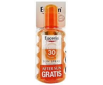 Eucerin Spray protección solar FP30 200 Mililitros