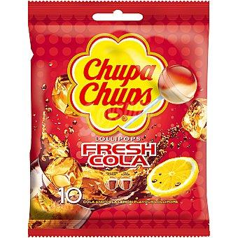 Chupa Chups Caramelos sabor Refreshing Cola Bolsa 120 g