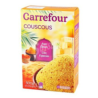 Carrefour Sémola de couscous con especias 500 g