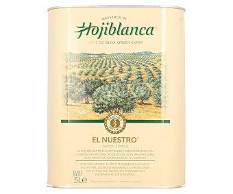 Hojiblanca Aceite oliva virgen extra 3 l