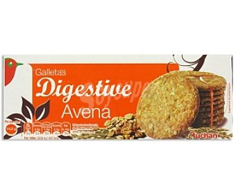 Auchan Galletas Digestive Avena 425 Gramos