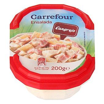 Carrefour Ensalada de cangrejo 200 g