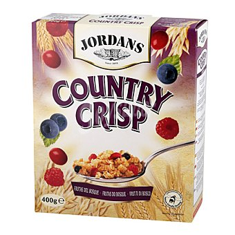 Country Crisp Cereales frutas bosque 375 g