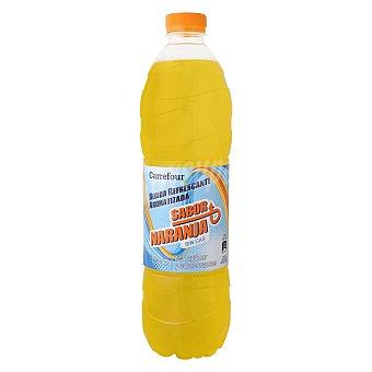 Carrefour Bebida Isotónica sin gas sabor naranja Botella 1,5 l