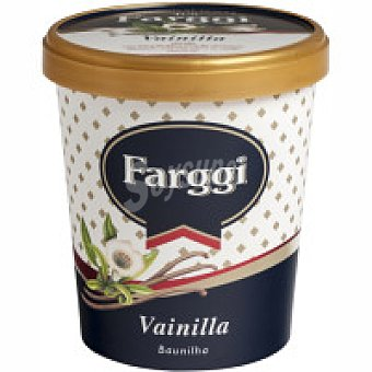 Farggi Tub¿s de vainilla Tarrina 750 ml