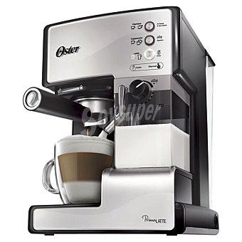 OSTER BVSTEM6601S Cafetera espresso automática primalatte