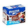 Batido con sabor a chocolate, elaborado con un 90% de leche Pack 6 x 200 ml Puleva