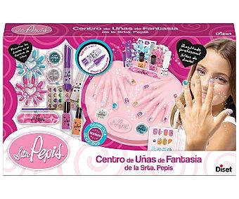 Diset Centro para crear diseños de uñas, Centro de uñas de Fantasía, Srta. Pepis diset