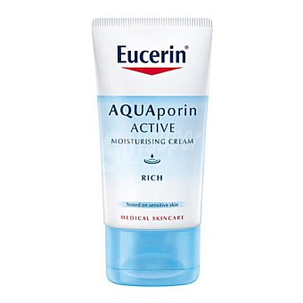 Eucerin Crema hidratante Aquaporin textura Enriquecidapara cutis seco 40 ml