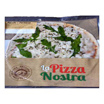 La pizza nostra Pizza de rúcula 420 g
