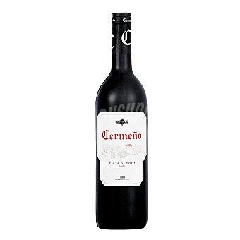 Cermeño Vino tinto con denominación de origen Toro Botella de 75 cl