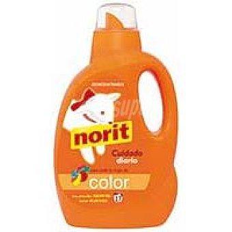 Norit Detergente máquina cuidado diario 27 lavados