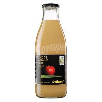 Delizum Zumo manzana con aloe vera 1 l