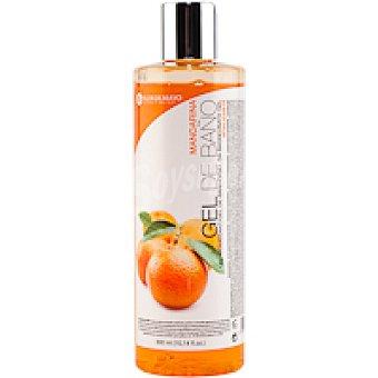 Flor de Mayo Gel de baño de mandarina Bote 300 ml