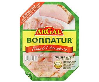 Bonnatur Argal Pechuga pavo lonchas 125 grs
