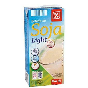 DIA Bebida soja light Envase 1lt