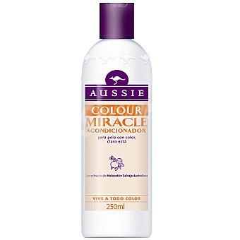 Aussie acondicionador Colour Miracle con extracto de Melocotón Salvaje Australiano para cabello teñido frasco 250 ml