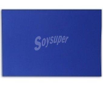 APLI Plancha de foam, goma eva de color azul y dimensiones 400x600x 2 milímetros 1 unidad