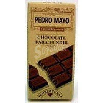 Pedro Mayo Cobertura pura de chocolate 200 g