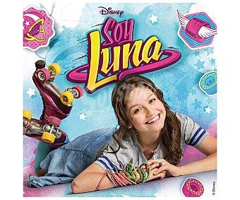 MÚSICA INFANTIL Soy Luna, BSO 1 unidad
