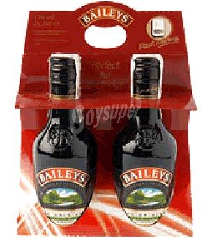 Baileys Crema de Whisky Pack de 2x20 cl