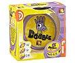 Juego de cartas de habilidad visual Dobble, de 2 a 8 jugadores, asmodee  Asmodee