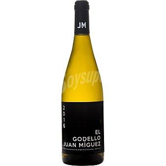 El godello juan miguez Vino blanco godello D.O. Ribeiro botella 75 cl
