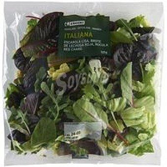 Eroski Ensalada Italiana Bolsa 125 g