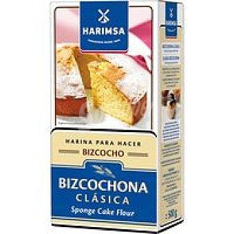 Harimsa Harina bizcochona de trigo con levadura Caja 500 g