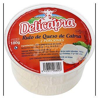 Delicapra Rulo de queso de cabra 180 g
