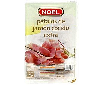 Noel Pétalos de jamón cocido braseado 120 gramos