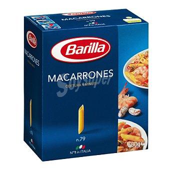 Barilla Pasta barilla penne mezzane 500 g