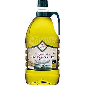 Olivar de Segura Aceite de oliva virgen extra D.O. Sierra de Segura Botella 2 l