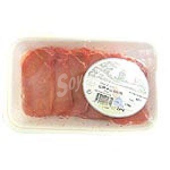 ROMA Lomo fresco de cerdo en libros peso aproximado Bandeja 500 g