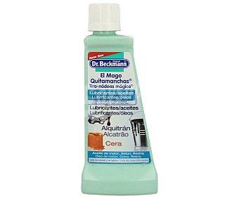 Dr. Beckmann Quitamanchas especial para manchas de lubricantes/aceites, alquitrán, cera,.. 50 mililitros