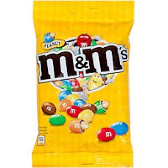 M&M's Grageas de cacahuete Bolsa 125 g