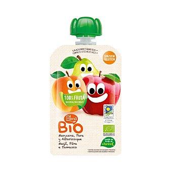 Pouche de fruta para bebés a partir de 4 meses