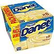 Natillas de vainilla 8 unidades de 125 g Danet Danone