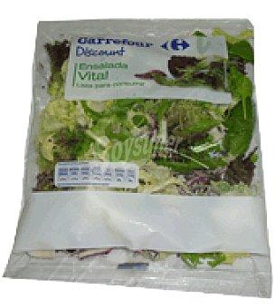 Carrefour Discount Ensalada vital Bolsa de 120 gr