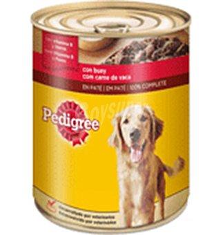 Pedigree Com.perros buey 800 GRS