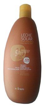 Solcare Protector solar F15 (leche) Botella 400 cc