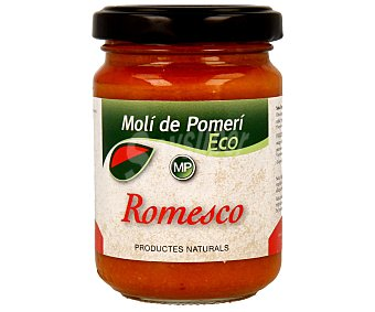 Moli de Pomeri Salsa de romesco ecológica 140 gr