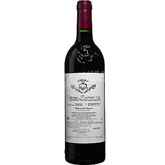 VEGA SICILIA vino tinto reserva D.O. Ribera del Duero 2002 botella 75 cl