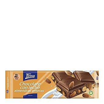 Tirma Chocolate con leche y almendras 300 g