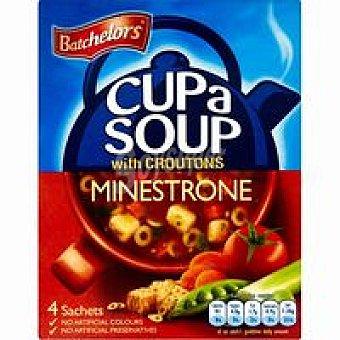 Batchelors Sopa granulada Minestrone Sobre 125 g
