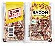 Bacón ahumado cortado en cintas 130 g Oscar Mayer
