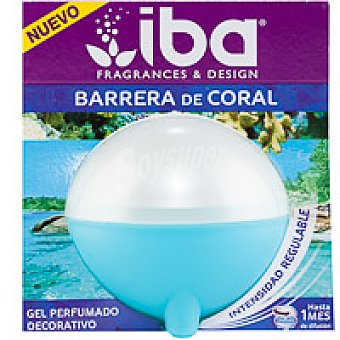 Iba Ambientador gel barrer Pack 1 unid