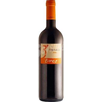 LIBERALIA Tres Vino tinto D.O. Toro botella 75 cl Botella 75 cl