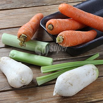 Preparado de verduras para cocido con calabaza Bandeja de 700 g